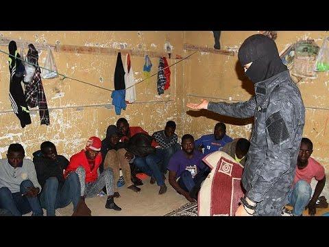 Λιβύη: Οι δυνάμεις ασφαλείας συνέλαβαν 200 μετανάστες