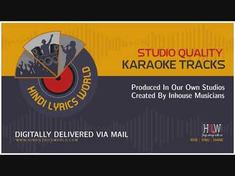 Video Der Se Hua(Hum Ho Gaye Aapke) Karaoke With Scrolling Lyrics download in MP3, 3GP, MP4, WEBM, AVI, FLV January 2017