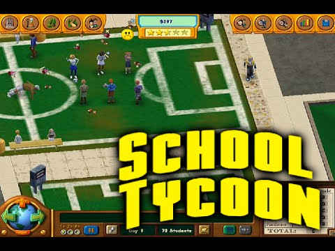 school tycoon pc game