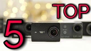 Video TOP 5 Best Budget Action Cameras in 2018 MP3, 3GP, MP4, WEBM, AVI, FLV Juli 2018