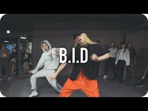 B.I.D - Tory Lanez / Isabelle Choreography - Thời lượng: 4 phút, 41 giây.