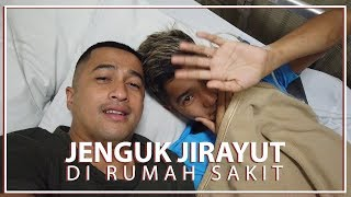 Download Video JENGUK JIRAYUT DI RUMAH SAKIT..!! MP3 3GP MP4