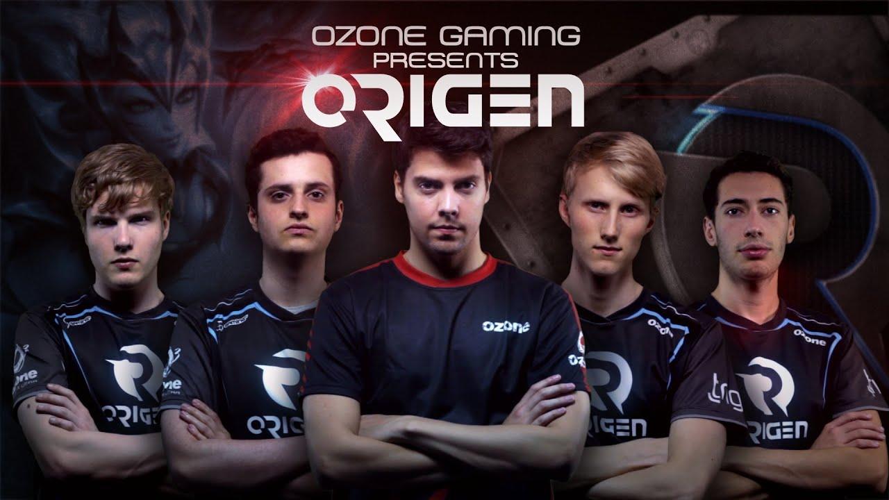 Xpeke và Origen gia nhập Ozone Gaming