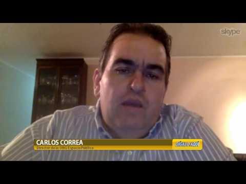 Entrevista a @ccorreab – Digalo Aqui 25-04-2017 Seg. 04