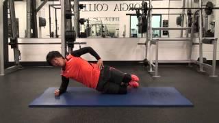 アメリカ式の体幹トレーニング【Big 4 Core Trainings】