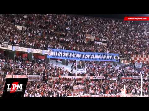 Video - Final: vamos, vamos, vamos River Plate - vs Vélez - Final 2014 - Los Borrachos del Tablón - River Plate - Argentina