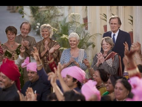 The Second Best Exotic Marigold Hotel Behind the Scenes 'The Wedding'