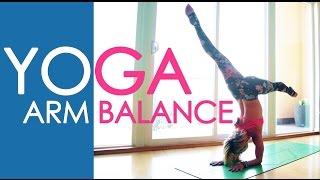 Video Yoga Arm Balance, Easy Pinchamayurasana Practice with Kino MP3, 3GP, MP4, WEBM, AVI, FLV Maret 2018
