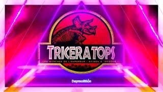 Alkpote feat. Jarod & Tino | Les Marches de L'Empereur Saison 2 #10 #Triceratops | Daymolition