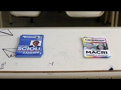Αργεντινή: Το νέο πρόεδρό τους εκλέγουν οι πολίτες της χώρας