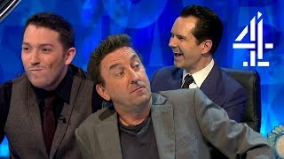 Is Lee Mack the BEST & WORST Countdown Player EVER?! | 8 Out of 10 Cats Does Countdown | Lee Pt. 1