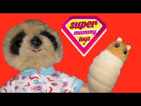 Compare the Meerkat Baby Oleg Soft Toy Review