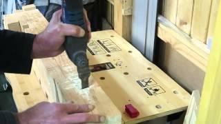 GOP 10,8 V-LI & C-Tec Speed Wood