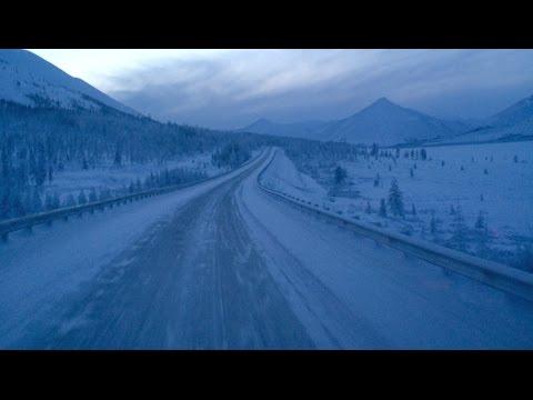 Kolyma Road of Bones in Yakutia, Siberia, Russia - Winter Trip! (видео)