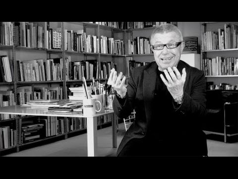 Daniel Libeskind | Emotion in Architecture