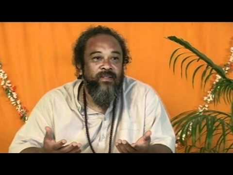 Mooji Video: After Realization, A Consciousness Cleansing Takes Place