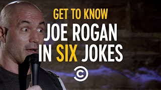 Video Get to Know Joe Rogan in Six Jokes MP3, 3GP, MP4, WEBM, AVI, FLV November 2018