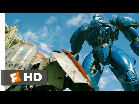 Pacific Rim Uprising (2018) - Scrapper's Wild Ride Scene (1/10) | Movieclips