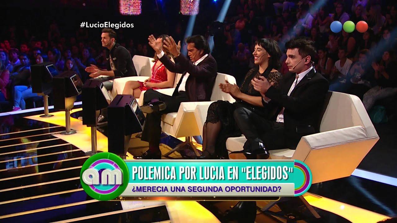 Polémica por Lucía de Elegidos – AM 2015 #Elegidos