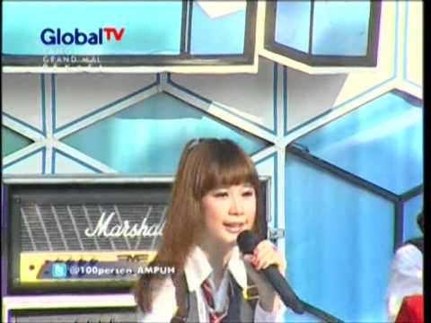 NAST4R Live Performed At 100% Ampuh (23-04-12) Courtesy GLOBAL TV