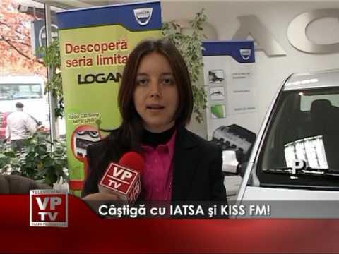 Câştigă cu IATSA şi KISS FM!