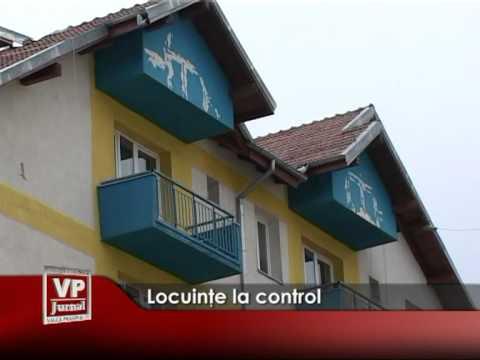 Locuinţe la control