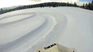 9. Powder riding 2015. Polaris 2014 rmk pro 800 155. Song My House