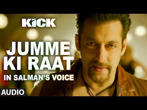 Jumme Ki Raat Full Audio Song - Kick - Salman Khan-...