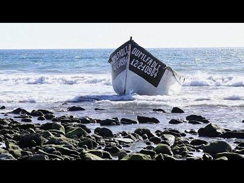 Διάσωση μεταναστών στα Κανάρια Νησιά
