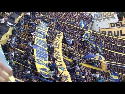 Video - Boca Tigre 2015 / Desde La Boca salio el nuevo campeon - La 12 - Boca Juniors - Argentina