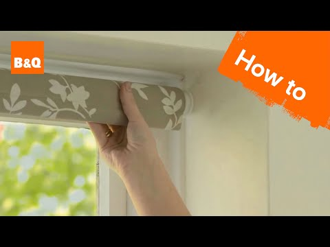 how to fit roller blinds