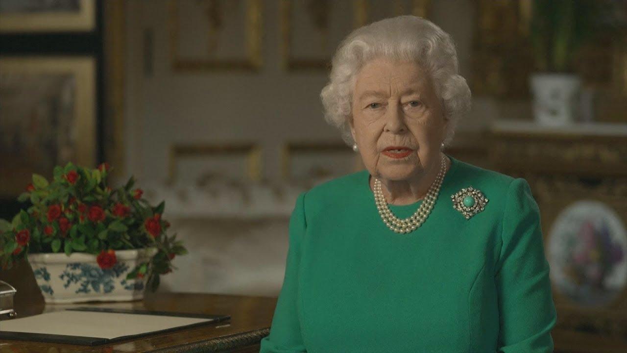 Βρετανία: Θα νικήσουμε τον κορονοϊό, δηλώνει η βασίλισσα Ελισάβετ