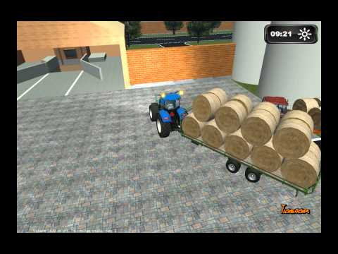 New Holland Agriculture Final - Farming Simulator 2011