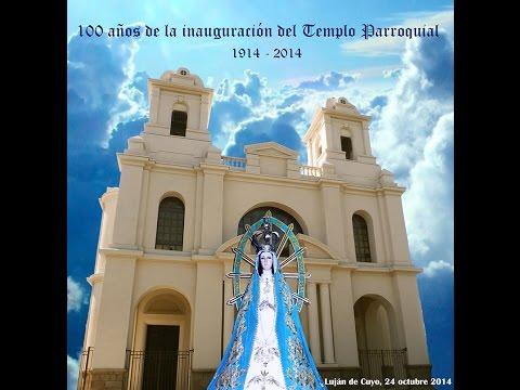 Video Aniversario de los 100 años de nuestro Templo Parroquial