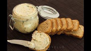 Mantequilla casera deliciosa