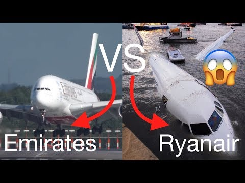 Ryanair VS Emirates