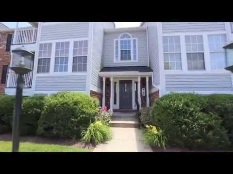 Glen Allen / Henrico VA Condo Home for Sale Top Level 2BR / 2 Bath w/ Balcony (видео)