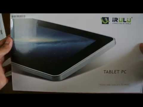 IRULU eXpro X1s 10.1 inch Quad Core Android 4.4 KitKat Tablet