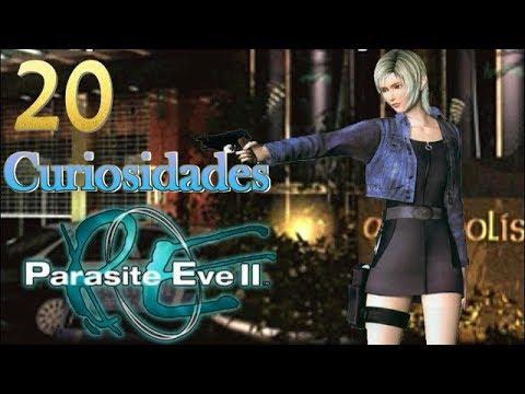 20 Curiosidades de Parasite Eve II (видео)
