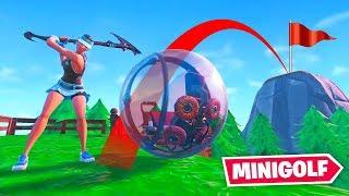 *NEW* BALLER MINIGOLF in Fortnite!