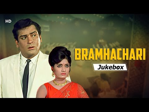 Brahmachari (1968) | Shammi Kapoor | Pran | Mumtaz | VIDEO Jukebox | Popular Shankar Jaikishan Songs