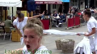 Three Street Artists Performing at Imagine Watford Year Full HD 2015