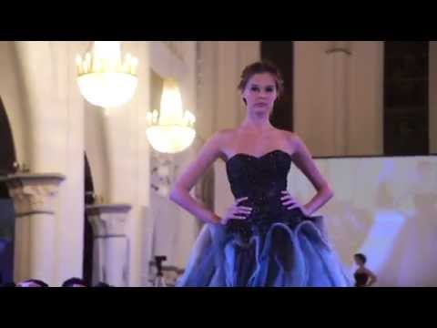 Le Grand + Z Wedding Couture Runway Show August 2014