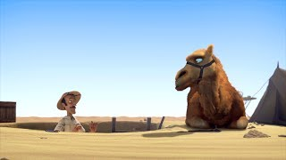 Video The Egyptian Pyramids - Funny Animated Short Film (Full HD) MP3, 3GP, MP4, WEBM, AVI, FLV Januari 2019