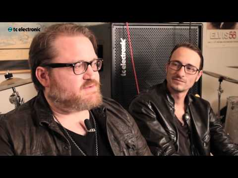 Ryan and Bill take a break from making TonePrints and sit down for an interview about themselves, their influences, plans and of course music gear.