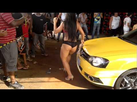 EQUIPE BRUT CAR    ( LAVA CAR SEXY  COM  GOLFERA)