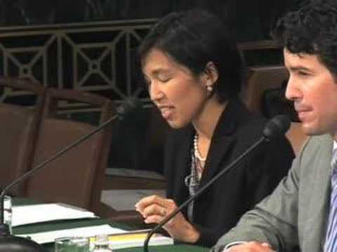 Nicole Wong Testifies before Senate Judiciary Committee