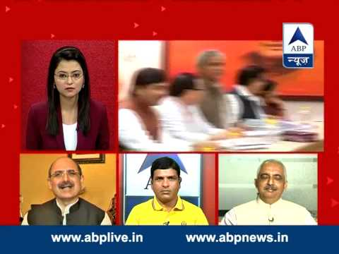 ABP News debate l Did BJP change its attitiude towards allies ? 21 September 2014 10 PM