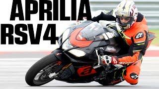 4. 2017 Aprilia RSV4 Review | 4K