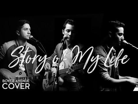 Tekst piosenki Boyce Avenue - Story of My Life (One Direction cover) po polsku